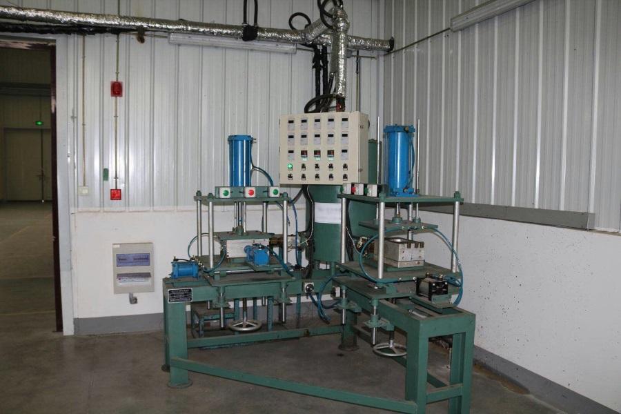 Investment casting equipment