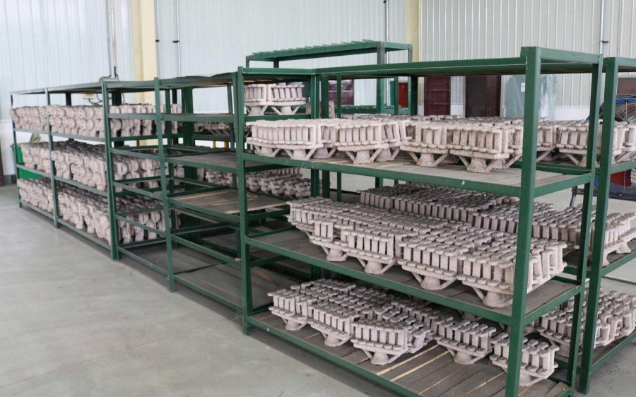 Casting stainless - shells